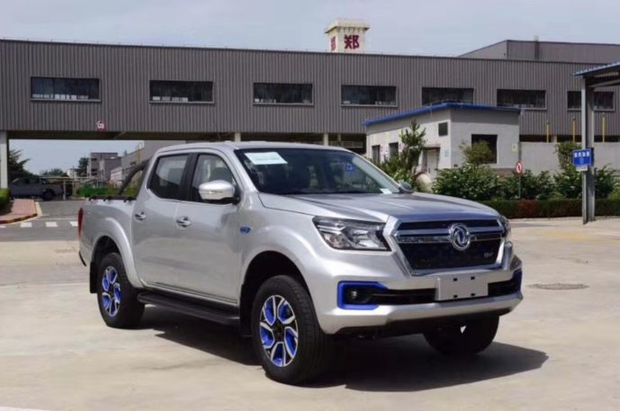 Nissan's New Electric Pickup Released in China - The Next Avenue