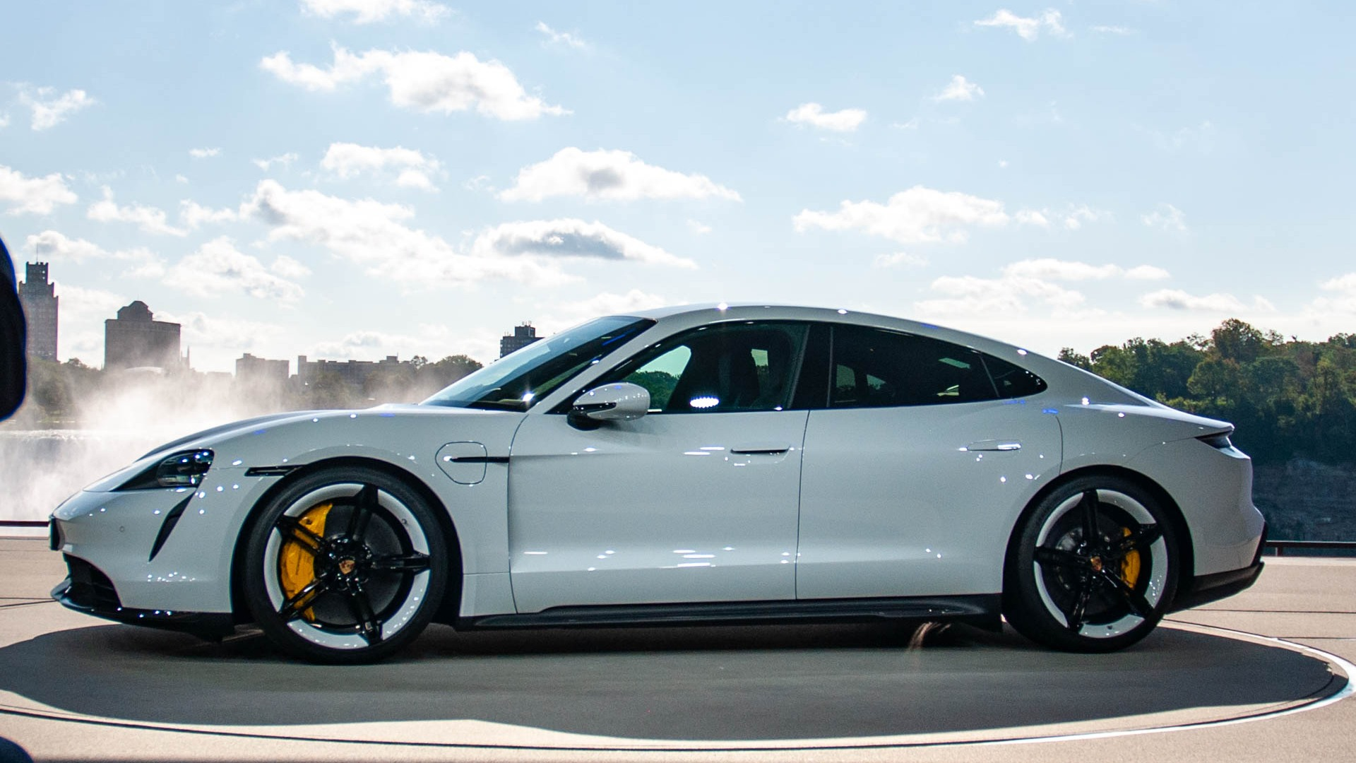 Hennessey Will Get Its First Ev Tuned A Porsche Taycan The Next Avenue