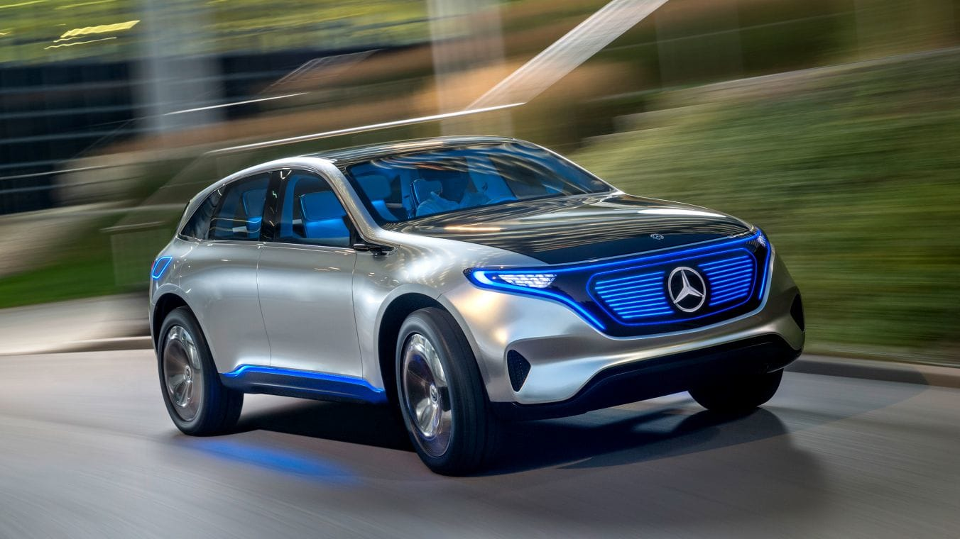 Mercedes Benz Will Lauch An Electric Suv In India The Next Avenue