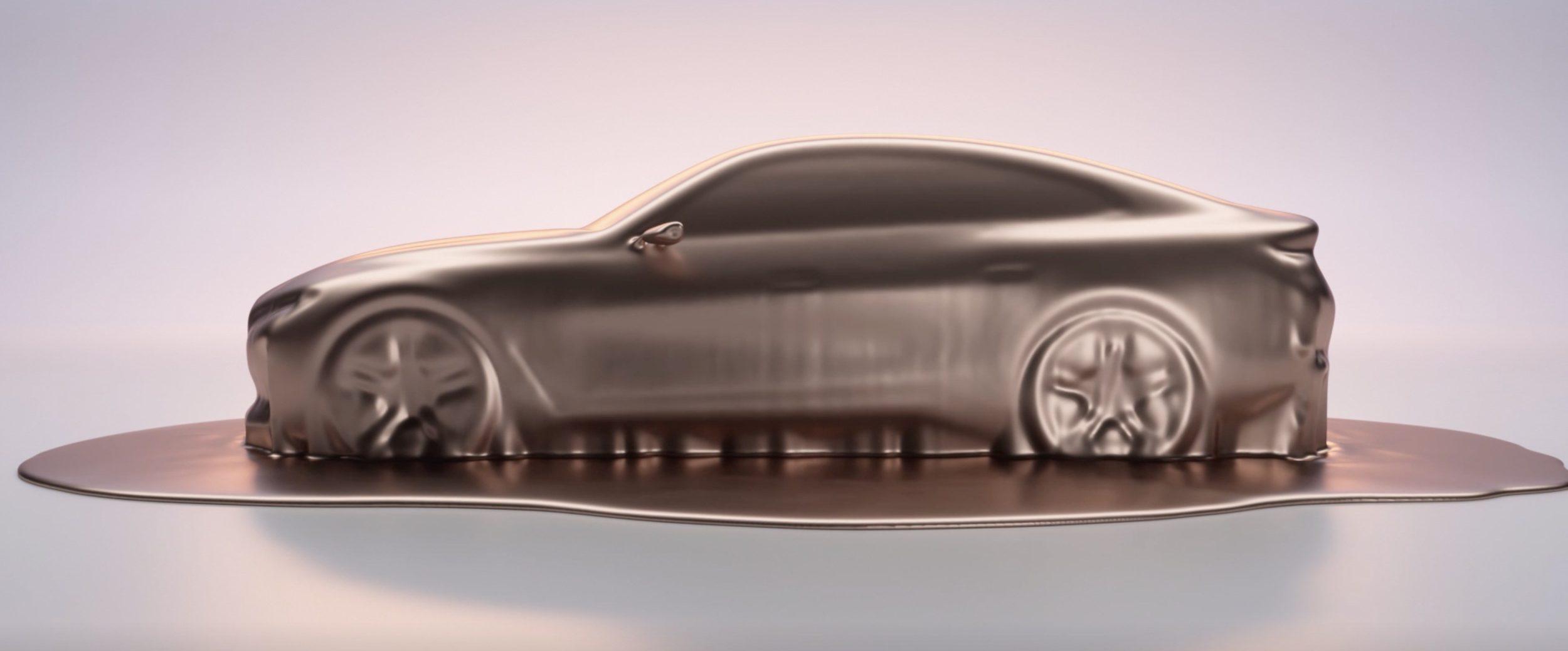 BMW i4 Teaser