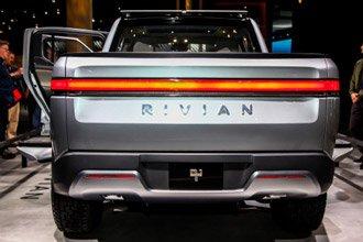 rivian back