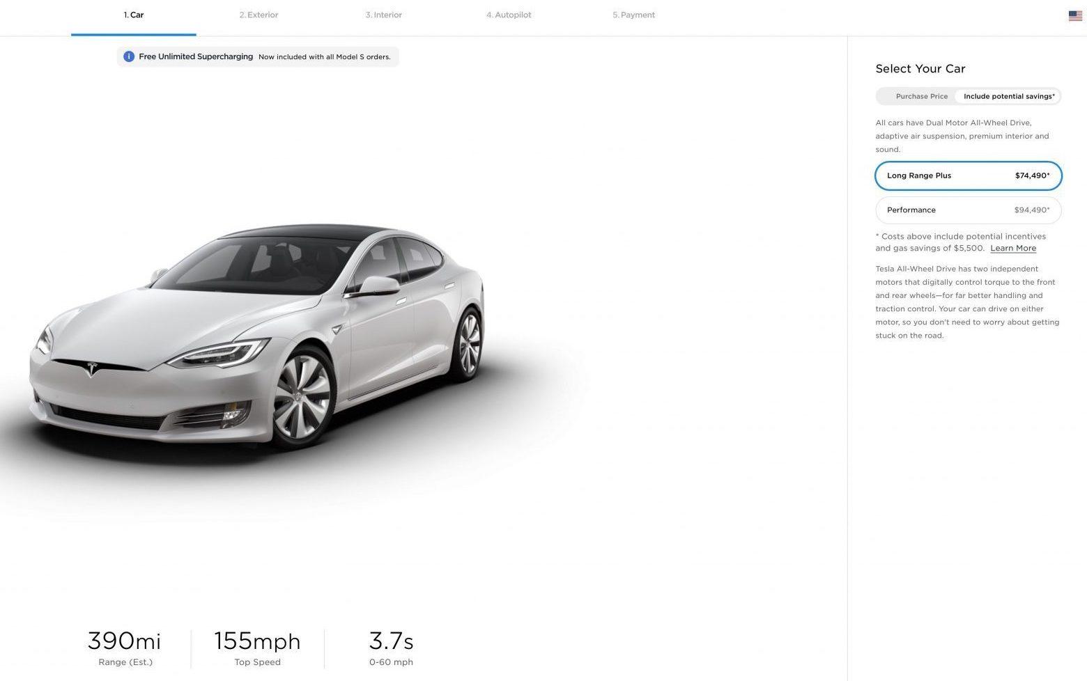 Tesla-models-plus
