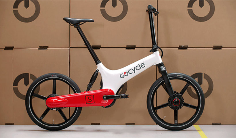 Electric Bike Go Cycle