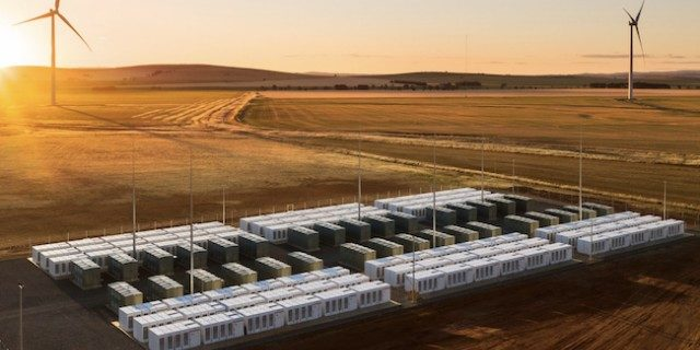 energy tesla battery