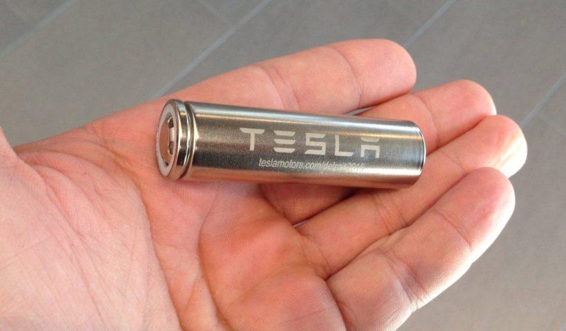 Tesla Battery