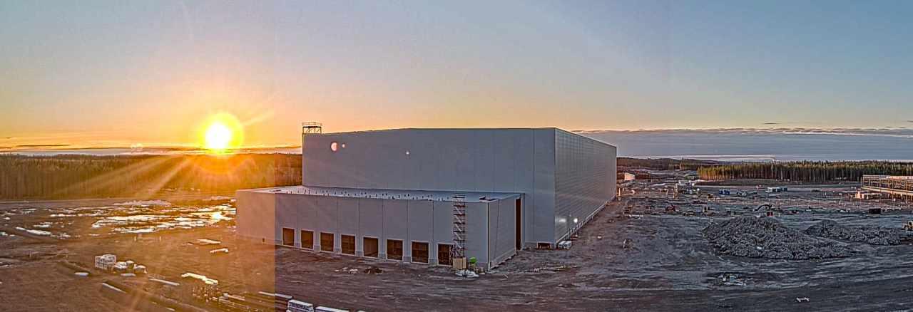 Northvolt Factory