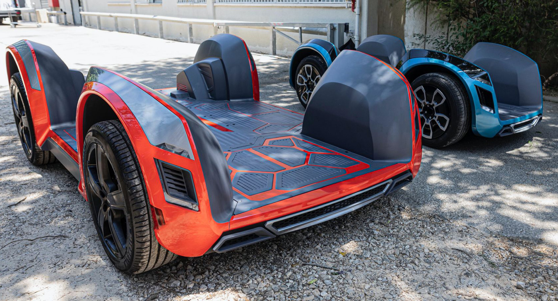 REE Automotive Presents its Platform for Electric Cars ...