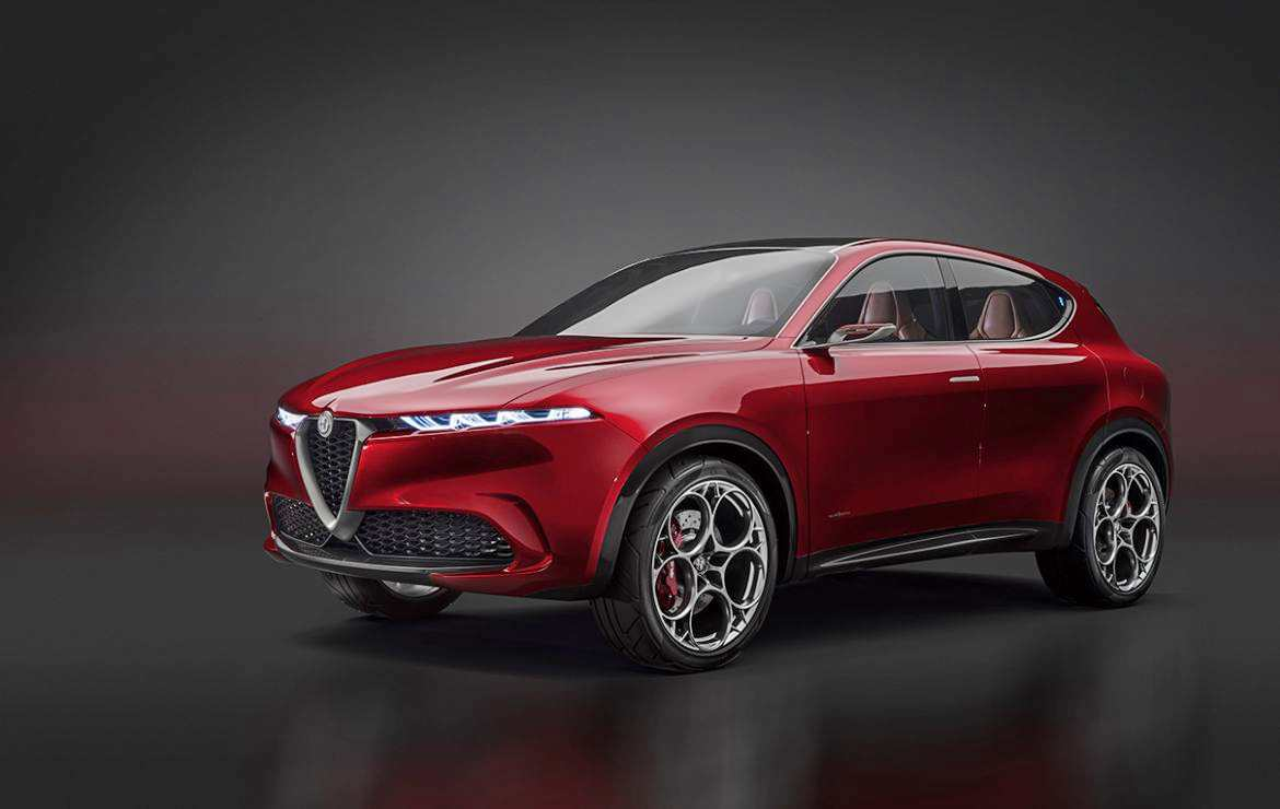 Tonale, Alfa Romeo's First Electric Car - The Next Avenue