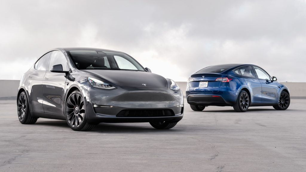 Lease a Model Y Through Tesla for $500 a Month - The Next ...