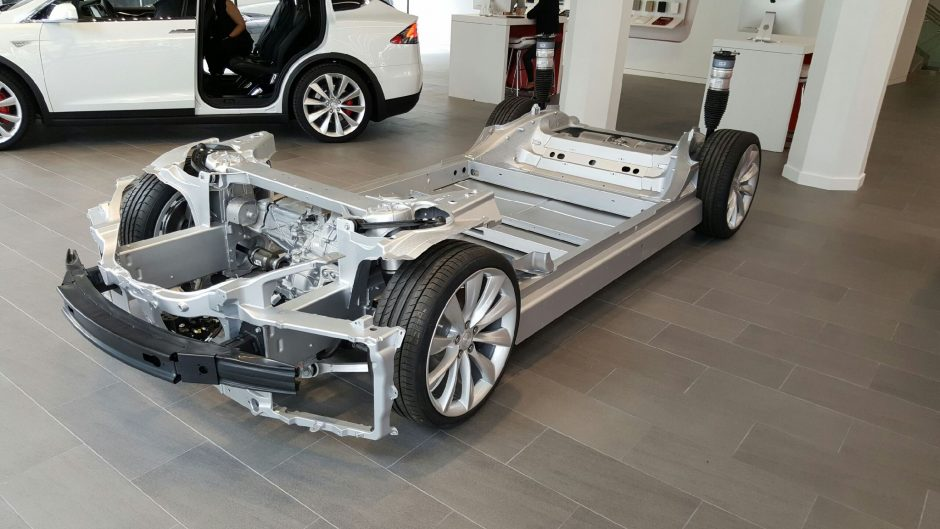 Tesla Smart Air Suspension Receives Update With Real Time Visualization The Next Avenue