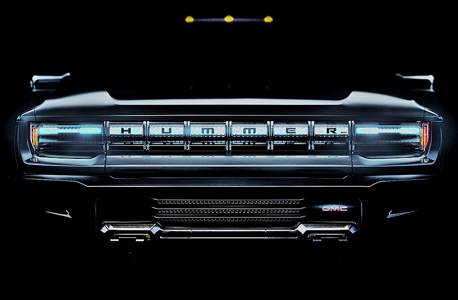 New Video Teases Hummer EV Unveiling October 20 - The Next ...