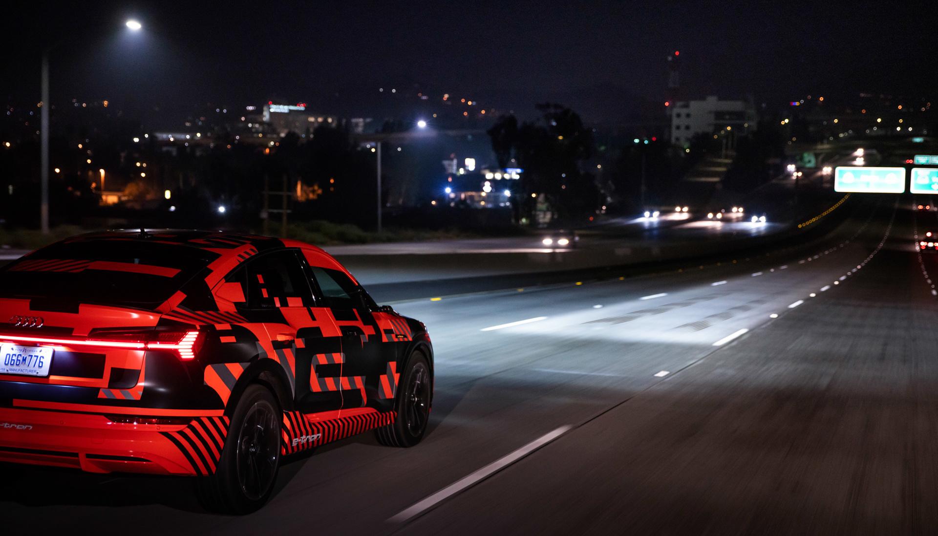 Audi Announces New Digital Matrix LED Headlights - The Next Avenue